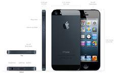 Apple iPhone 5 (Black) 64GB