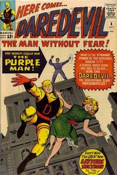 Daredevil #4. The Purple Man.