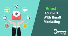 Boost Your SEO With Email Marketing: Email marketing is an efficient method of promoting business, targeting specific markets, communicating with customers in a direct way, & mounting a steady customer base that will make sure that your products & services are identifiable & deliverable.