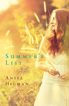 Bestselling and award-winning #Author Anita Higman's latest #Book, Summer's List, is available for preorder! It's official release date is June 1 but you can reserve your copy TODAY and at a great price of just $7.99! Anita Higman is an author that NEVER disappoints and I recommend her books highly!