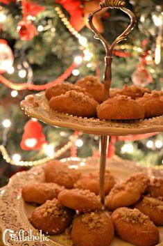 Christmas In Greece, Christmas Mood, Christmas Treats, Christmas Cakes, Christmas 2017, Greek Sweets, Greek Desserts, Greek Recipes, Christmas Recipes