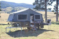 The SC-FF Off-Road Camper Trailer is a durable forward folding camper which can be set up in under two minutes. Discover the SC-FF Off-Road Camper Trailer. Off Road Camper Trailer, Camper Trailers, Folding Campers, Caravans For Sale, Rvs For Sale, Motorhome, Offroad, Gazebo, Australia