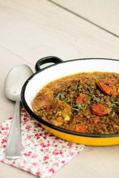 Une recette simple et facile pour un plat complet familial...