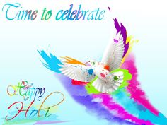 Happy Holi 2016 Images - Wallpapers - Wishes - SMS