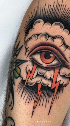 Life Tattoos, Body Art Tattoos, Hand Tattoos, Tattoos For Guys, Cool Tattoos, Old School Tattoo Designs, Tattoo Designs Men, Knee Tattoo, Traditional Tattoo Art