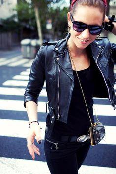 Черные джинсы это круто