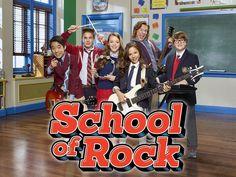 Image result for school of rock nickelodeon 2016
