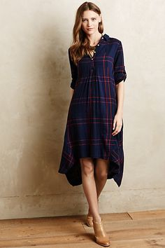 Homestead Shirtdress - anthropologie.com