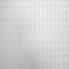 Hix Panel Paintable Wallpaper in White design by Kelly Hoppen for... ($40) ❤ liked on Polyvore featuring home, home decor, wallpaper, paintable wallpaper, modern white wallpaper, modern home accessories, graham & brown and white home accessories