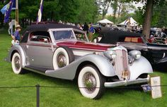 1939 Horch 853A convertible