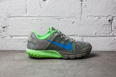 19c8631ed8750 Nike Zoom Wildhorse (Mercury Grey Flash Lime) - Sneaker Freaker. Nike Shoes  CheapNike ...