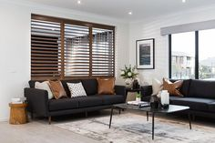 shutters and general look