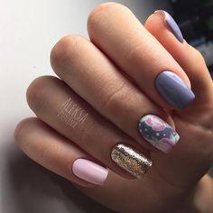 Маникюр №3970 - самые красивые фото дизайна ногтей. Идеи рисунков на ногтях на любой вкус. Будь самой привлекательной!