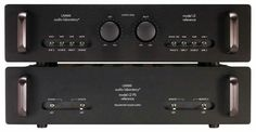 Lamm model 2 Reference preamplifier & power supply