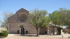 Alarcos (Ciudad Real) ermita de la Virgen de Alarcos (