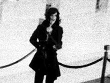 "Another 1954 baby gone bad!  Patty Hearst (using the name Tania) robbing the Sunset Hibernia Bank,1974, after being kidnapped.  The first BIG case of ""Stockholm Syndrome"""