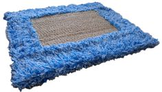 Our Scratch Pad is the ideal product to let your cat keep its claws sharp and healthy on, meaning less damage to your carpets and furniture.Product Details:Made from 12mm ply, covered in 6mm premium sisal rope and fun fur.Item size is 40cm by 31cmScratch area is 25cm by 19cmThe item weighs 0.89KGSisal and fun fur is attached by strong animal friendly glueHand-made in the UK.As with all our products, we offer free UK delivery on this item.Dispatched within one working day of order being…