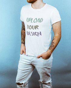 9958+ T-Shirt Mockup Kostenlos Branding Mockups File