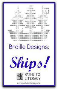 More fun braille designs!