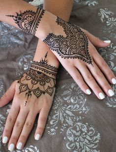 Pre wedding Henna