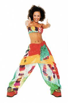 Spice Girls Geri Halliwell Face Party Mask Card A4 Fancy Dress Ladies Horner Kid