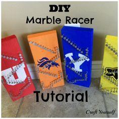 Marble racer tutorial - craftyourself.com