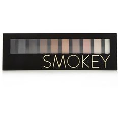 Forever 21 Smokey Eyeshadow Palette ($8.90) ❤ liked on Polyvore featuring beauty products, makeup, eye makeup, eyeshadow, pencil eyeliner, palette eyeshadow и forever 21