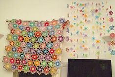1000+ images about crochet tutorials curtains, valances on ...