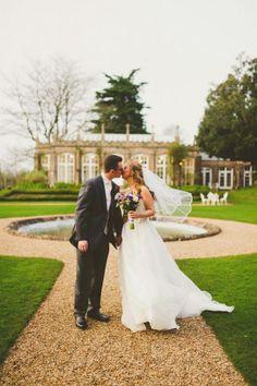 Beautiful Newlyweds <3