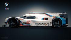 Resultado de imagem para car race prototypes bmw