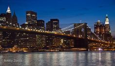 So ready for girls weekend next month! Brooklyn Bridge at sunset.