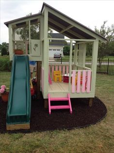 Ultimate Play Time! 36 Outside Of The Box Backyard Play Sets