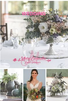 Table Decorations, Wedding, Furniture, Home Decor, Wedding Decoration, Valentines Day Weddings, Decoration Home, Room Decor, Home Furnishings