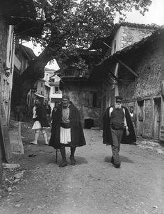 Δρόμος στην Ανδρίτσαινα (1903)