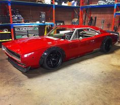 Cyrious Garageworks 1968 Dodge Charger