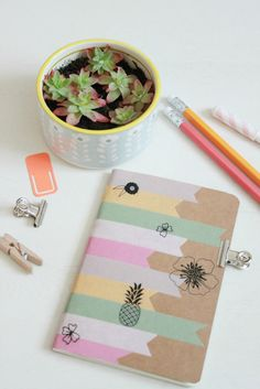 Carnet tropical {idée