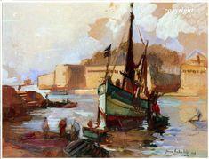Concarneau et ses Peintres - Lucien Victor Delpy 1898-1967
