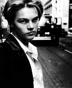 Leo DiCaprio, one of my favorite actors.