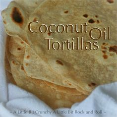 ►♥◄ Coconut flour tortillas Paleo friendly Gluten free - Quick Simple healthy tortillas. gluten free healthy recipes gluten free easy recipes►♥◄