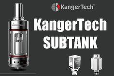Kanger SUBTANK Clearomizer - http://vapingcheap.com/kanger-subtank/