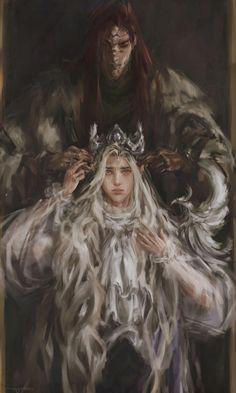 Fantasy Character Design, Character Design Inspiration, Character Art, Dark Fantasy Art, Fantasy Artwork, Tolkien, Boy Art, Pretty Art, Aesthetic Art