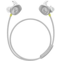 Bose SoundSport Citron Bluetooth Headset #Bose #bosespeakers #bluetoothheadphones
