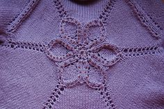 Ravelry: Project Gallery for Flower Cardigan pattern by Ewelina Murach