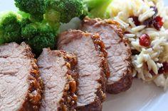 Living Eventfully: five spice pork tenderloin