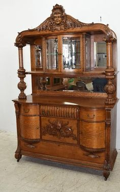 Quality In Candid Antique Victorian Wardrobe Excellent