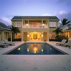 Luxurious villa in #Barbados