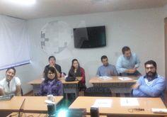 """En el curso de """"Formación de Auditores Internos"""". ¡Muchas gracias a los asistentes! (noviembre,2014)"""