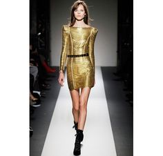 Le look gold