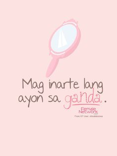 Patama Quotes: Hit Them Where It Hurts Tagalog Quotes Patama, Tagalog Quotes Hugot Funny, Memes Tagalog, Filipino Funny, Filipino Quotes, Pinoy Quotes, Ems Quotes, Quotable Quotes, Life Quotes