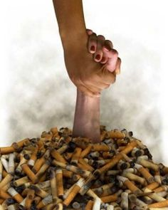 As non smokers, it is our responsible also to help our loved ones from quit smoking